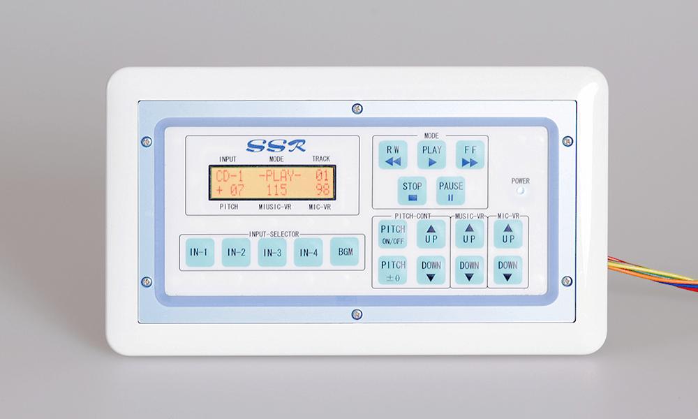 液晶操作パネル電源投入イメージ