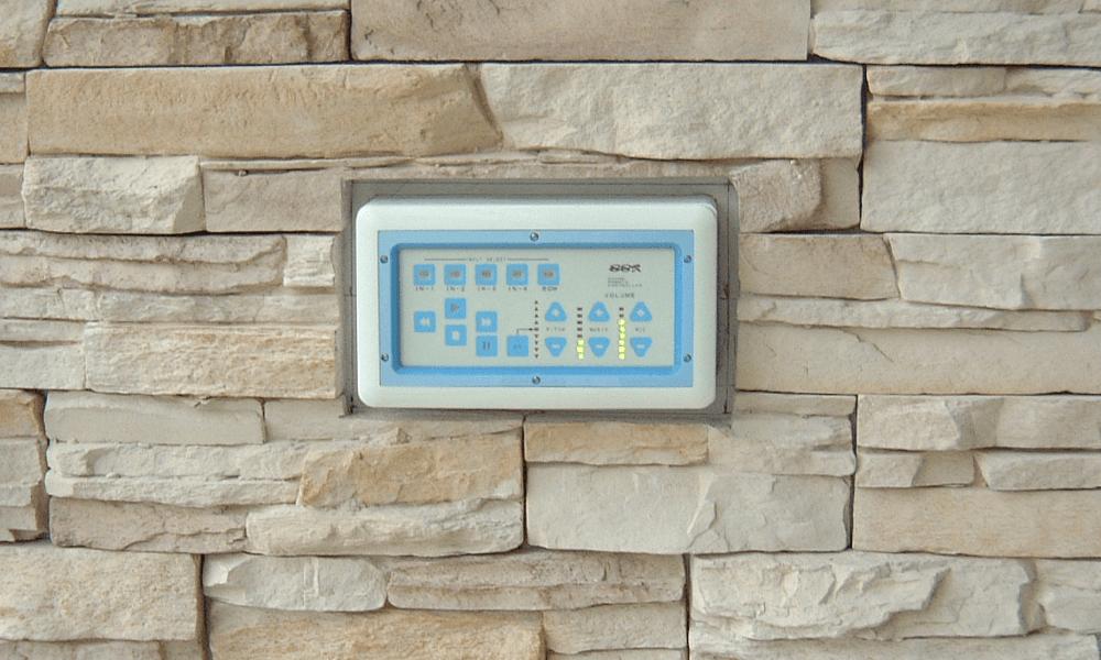 壁面設置例