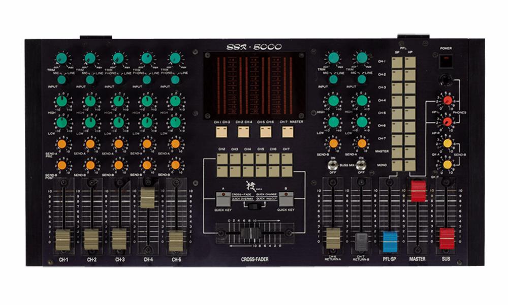 SSR-5000技