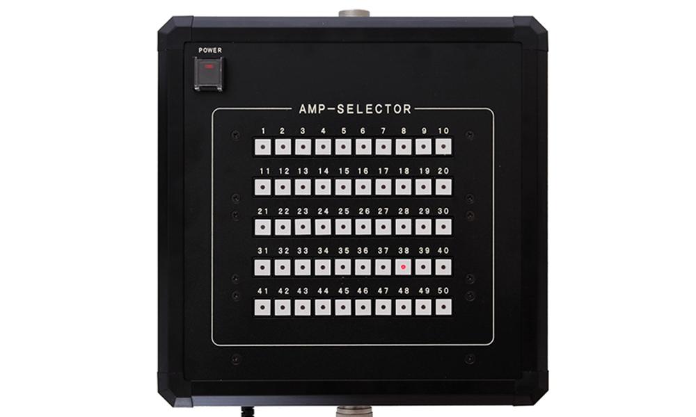 アンプセレクトコントローラーパネル