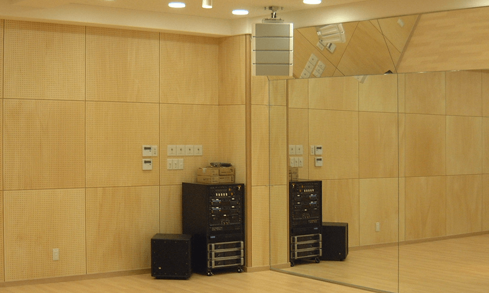音響ラック+Hiボックス+サブウーハー