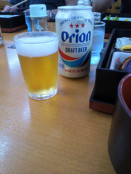 これぞ沖縄!オリオンビール!